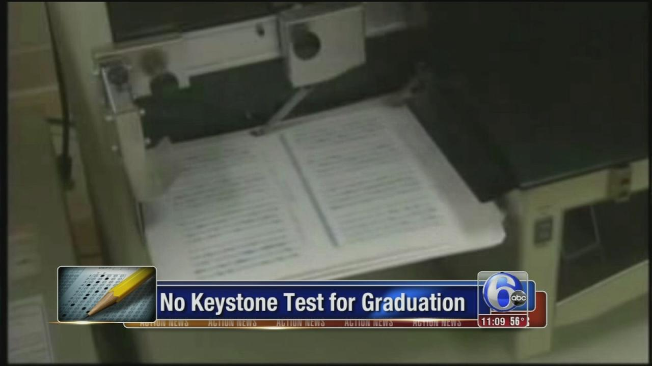 VIDEO: Keystone test