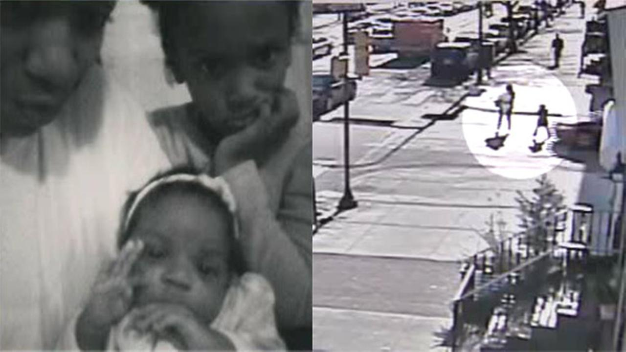 The search continues for the driver who struck a mother and her two children in South Philadelphia.