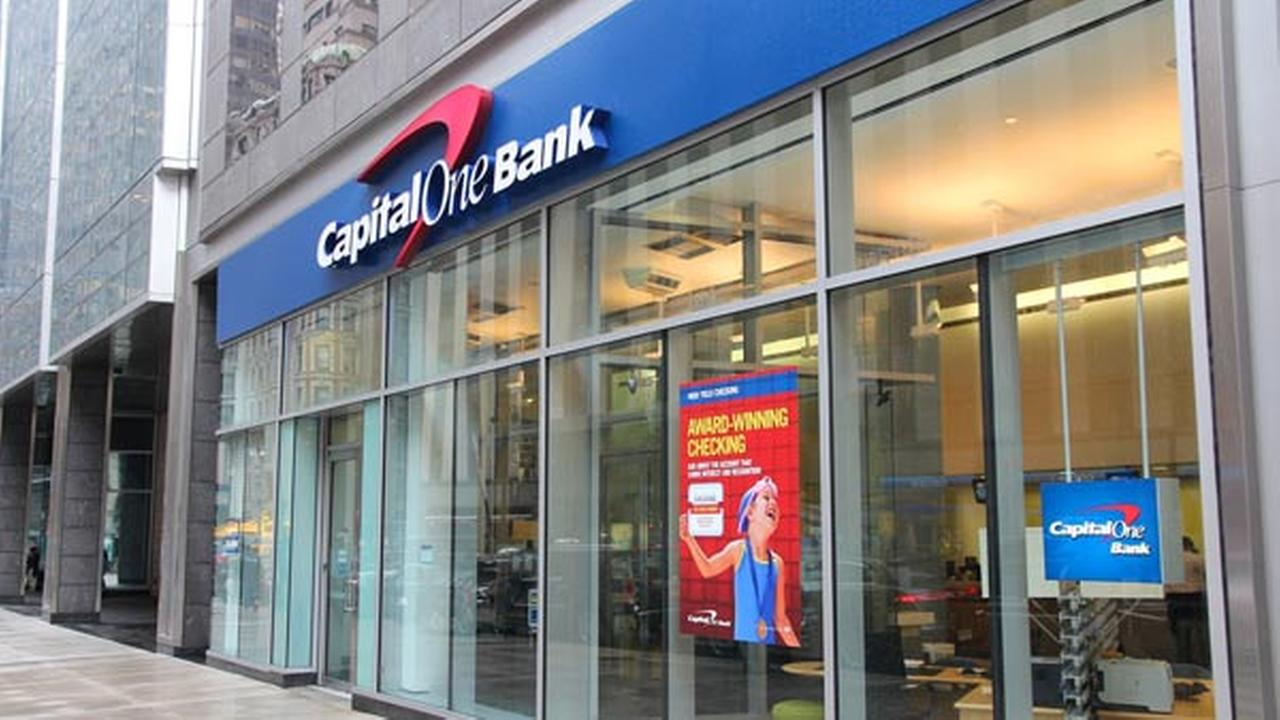 Capital One lays off more than 100 workers in Wilmington