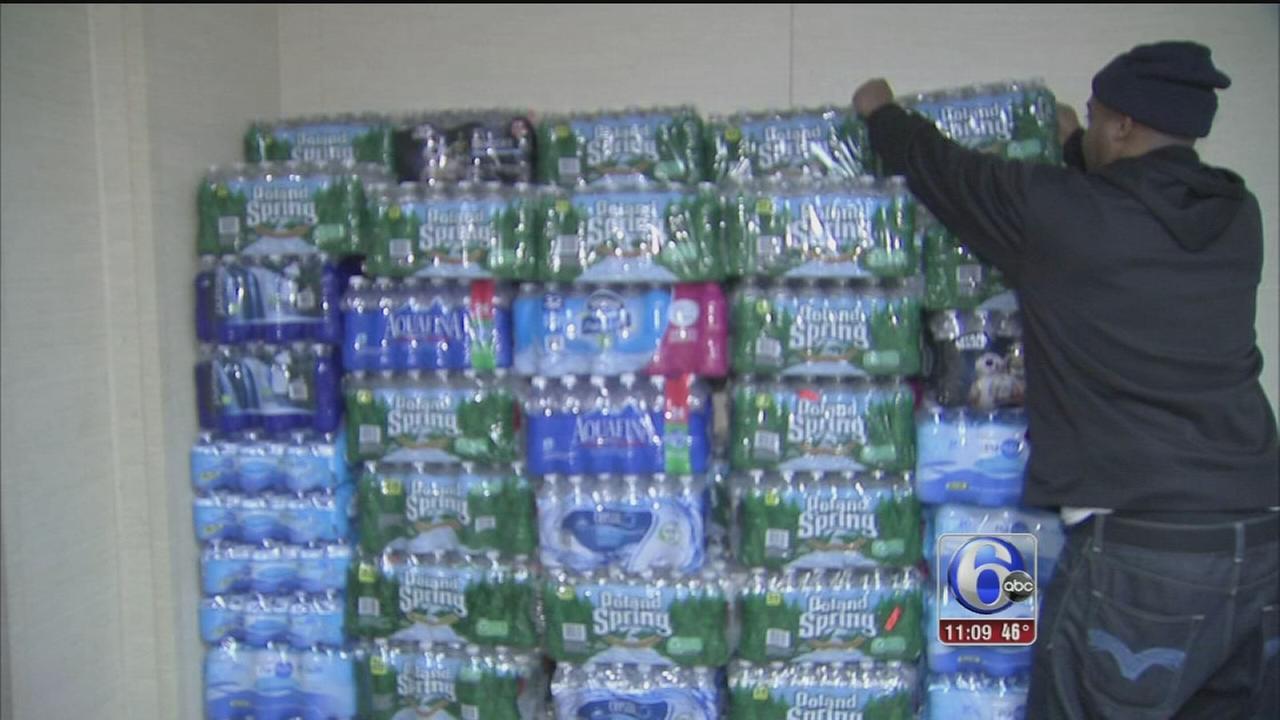 Water Bottles for Flint