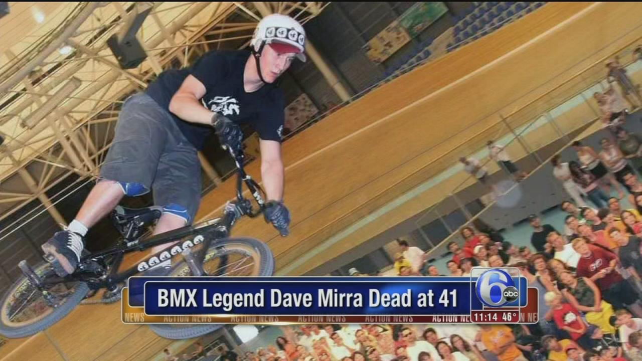 VIDEO: Dave Mirra found dead