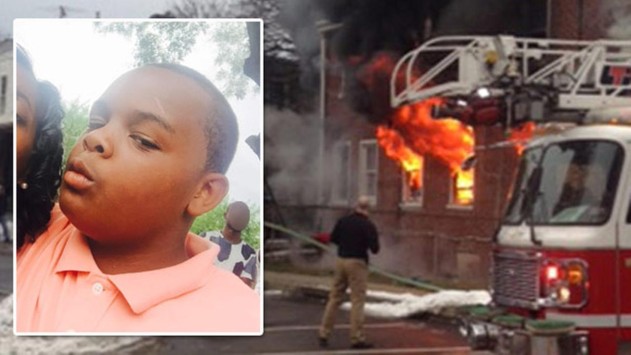 Family: Boy, 12, killed after rescue attempt in Norristown fire