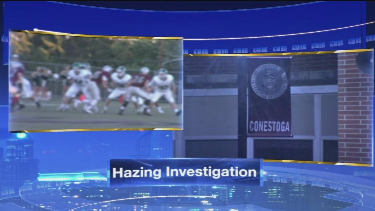 VIDEO: Conestoga hazing invex