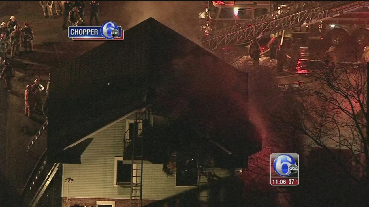 VIDEO: Ridley fire