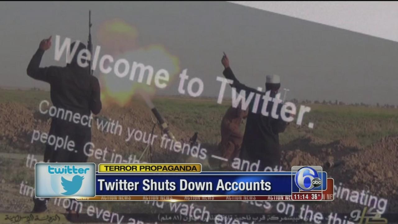 VIDEO: Twitter accounts