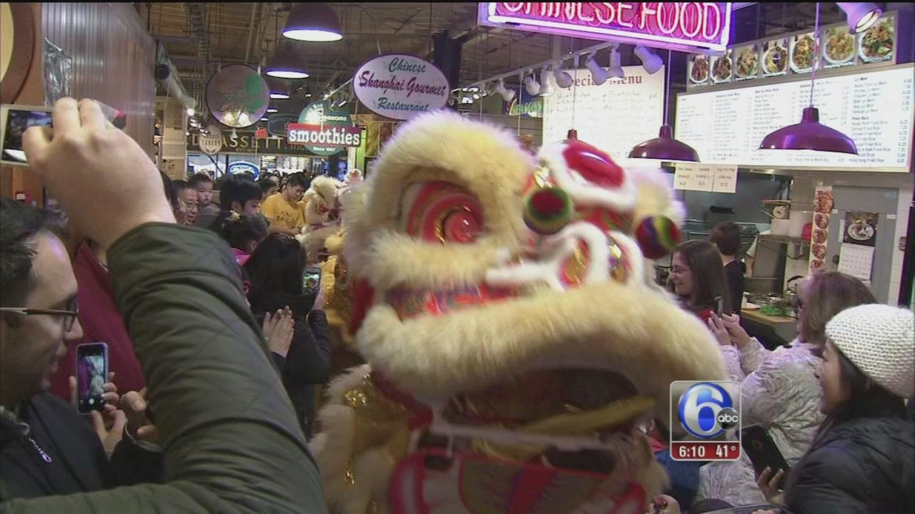 VIDEO: Chinese New Year