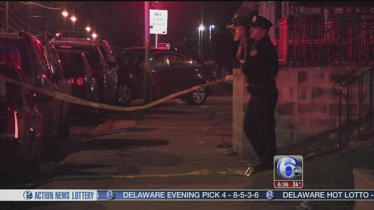VIDEO: Man shot in Olney