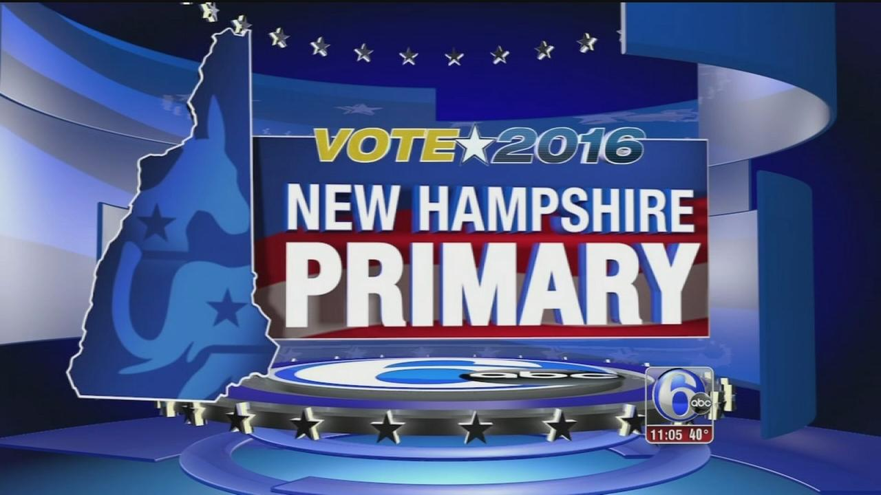 VIDEO: New Hampshire Primary