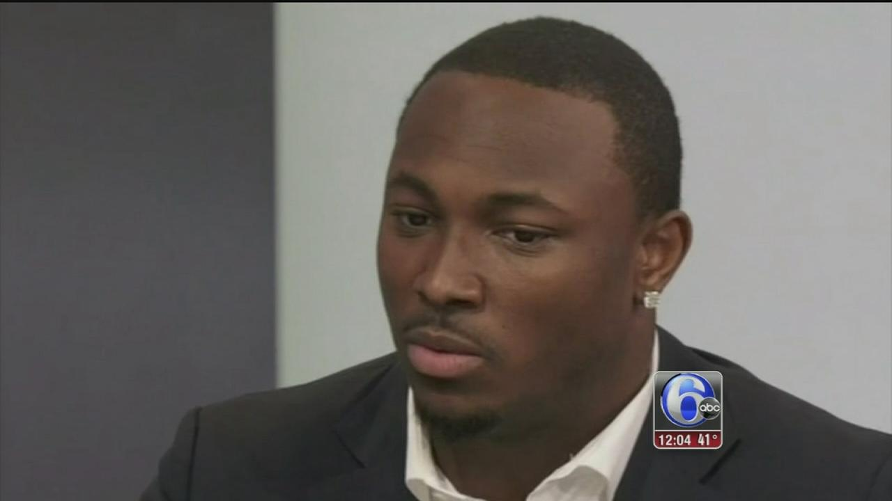 VIDEO: Sources: LeSean McCoy investigated for assault on Philly cops
