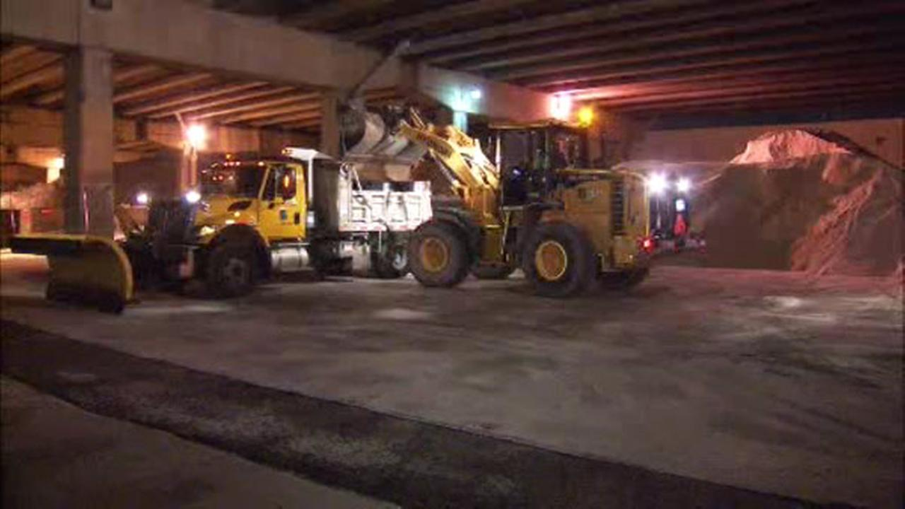FILE: PennDOT truck are shown on February 4, 2016.