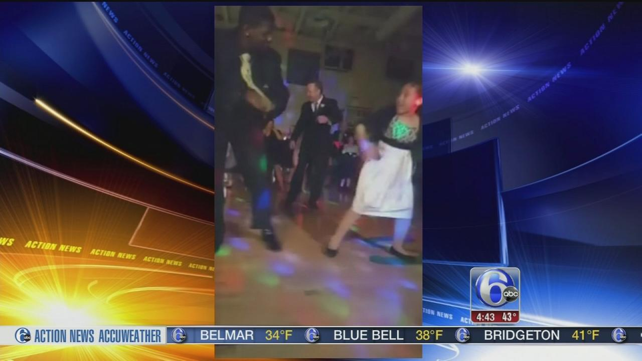VIDEO: Father and daughter win dance off