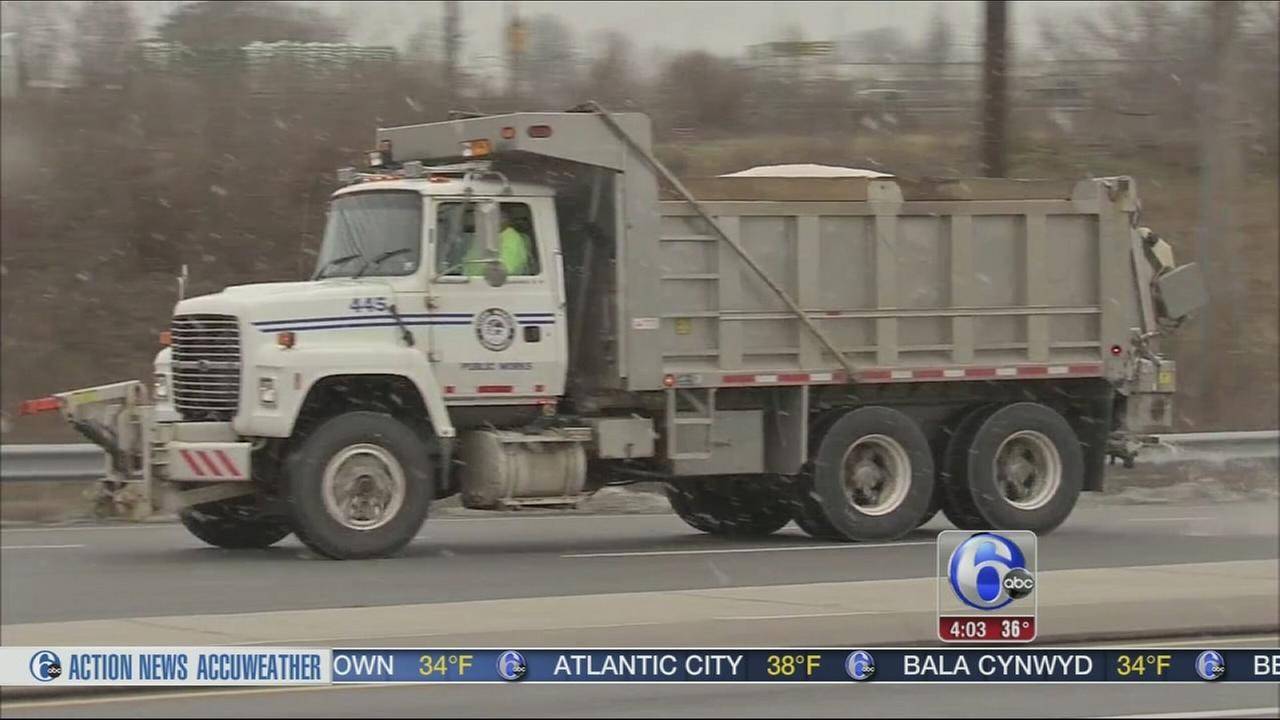 VIDEO: PennDOT responds to snow and icy conditions