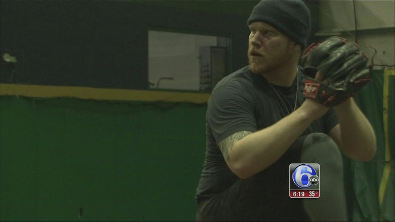 VIDEO: Brett Oberholtzer