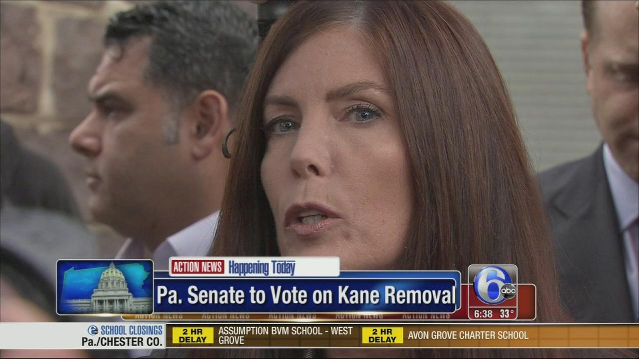 VIDEO: Kane faces removal vote