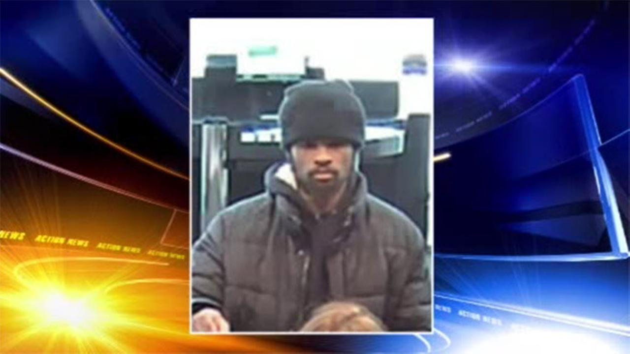 Police: Suspect sought in TD bank robbery in Delaware