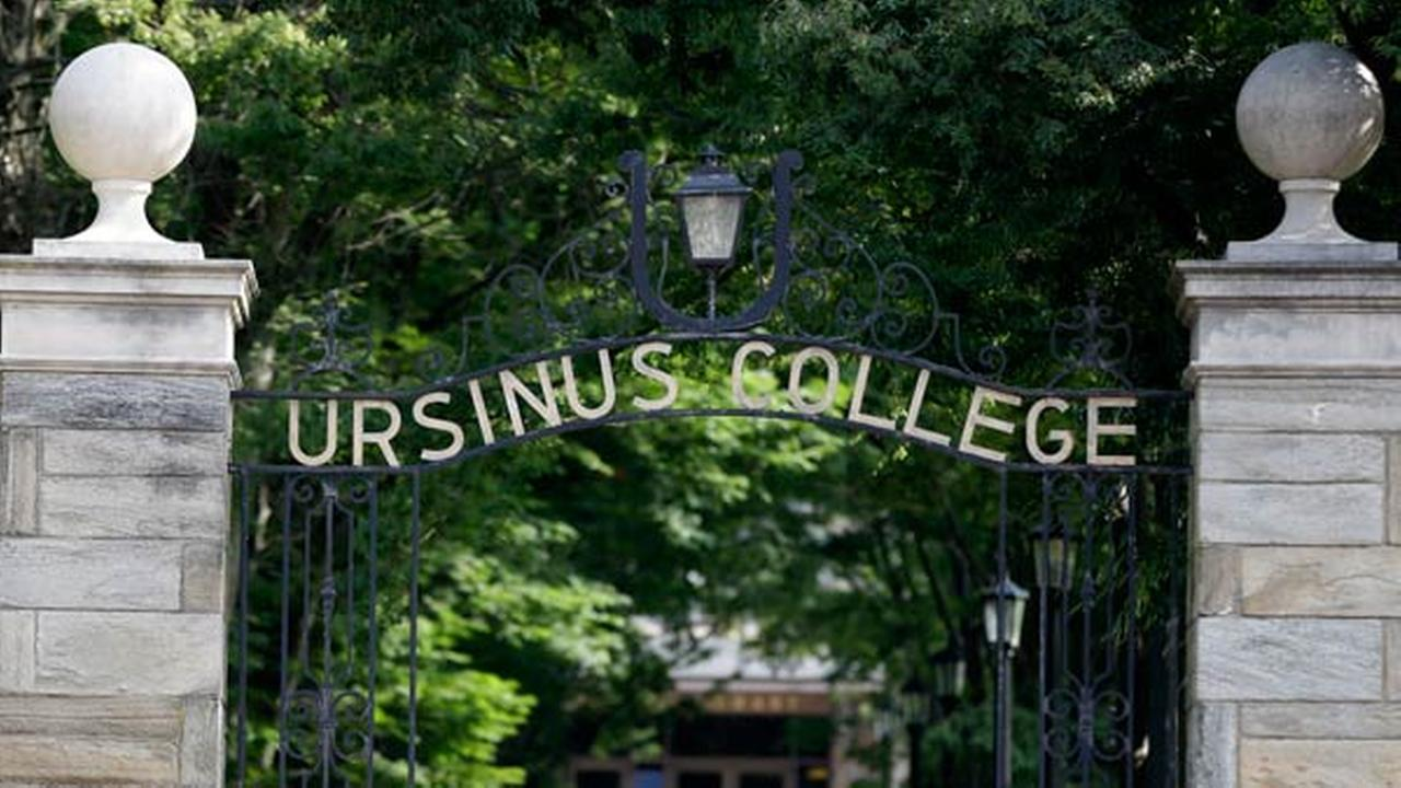 FILE: In this Sept. 3, 2013, photo, the campus at Ursinus College in Collegeville, Pa. J.D.