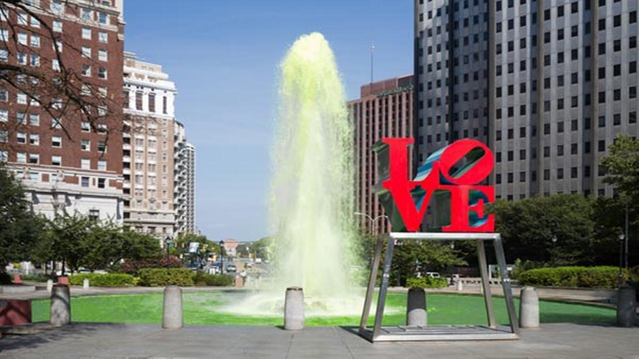 Philadelphias LOVE Park