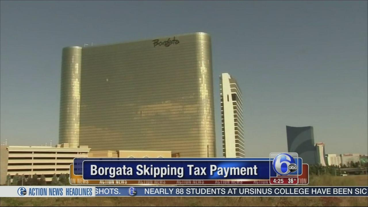 VIDEO: Borgata skipping tax payment