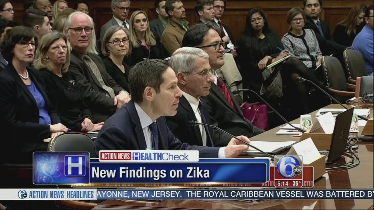 VIDEO: New findings on Zika