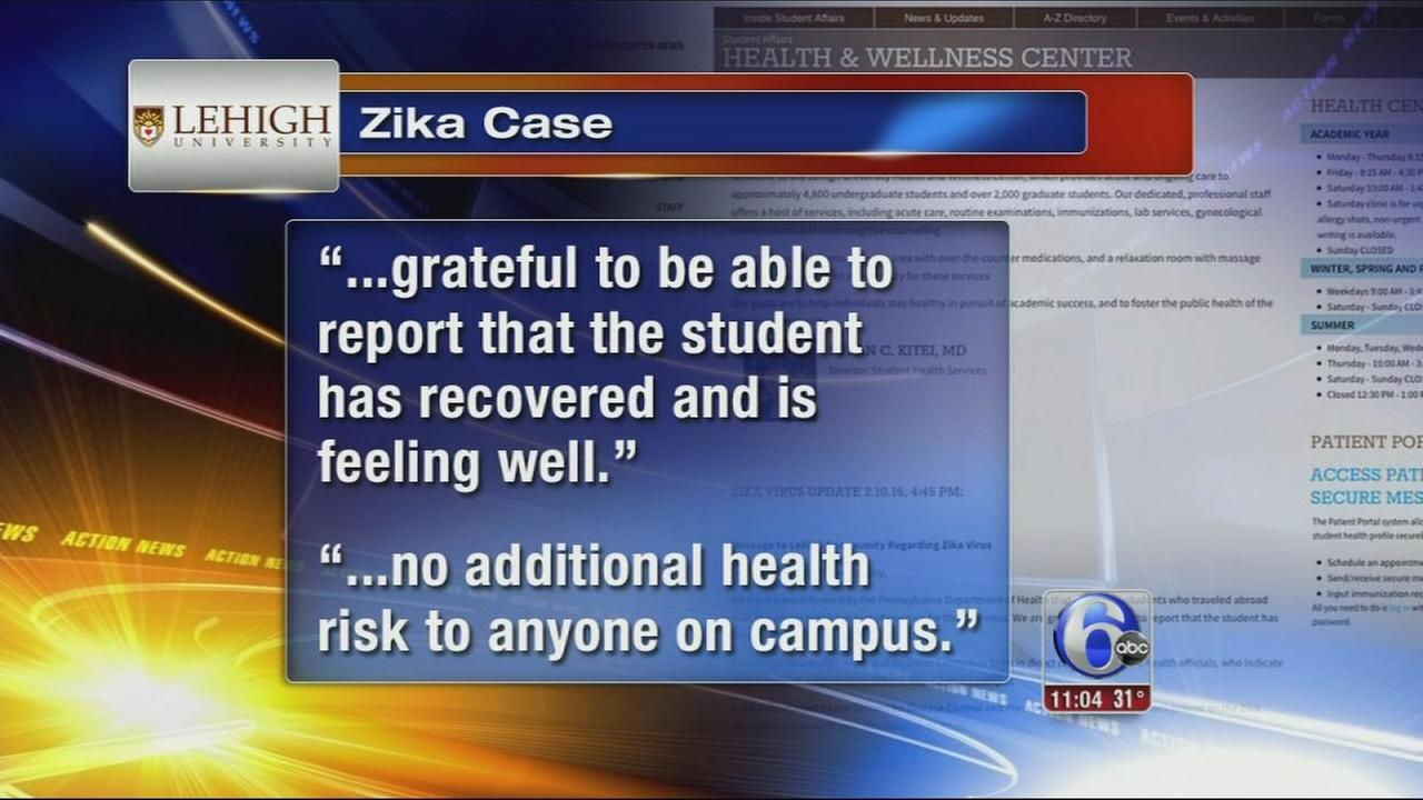 VIDEO: Zika virus at Lehigh University