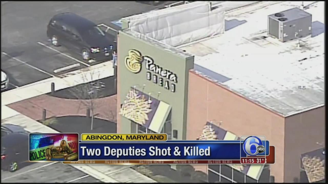 VIDEO: Deputies shot and killed