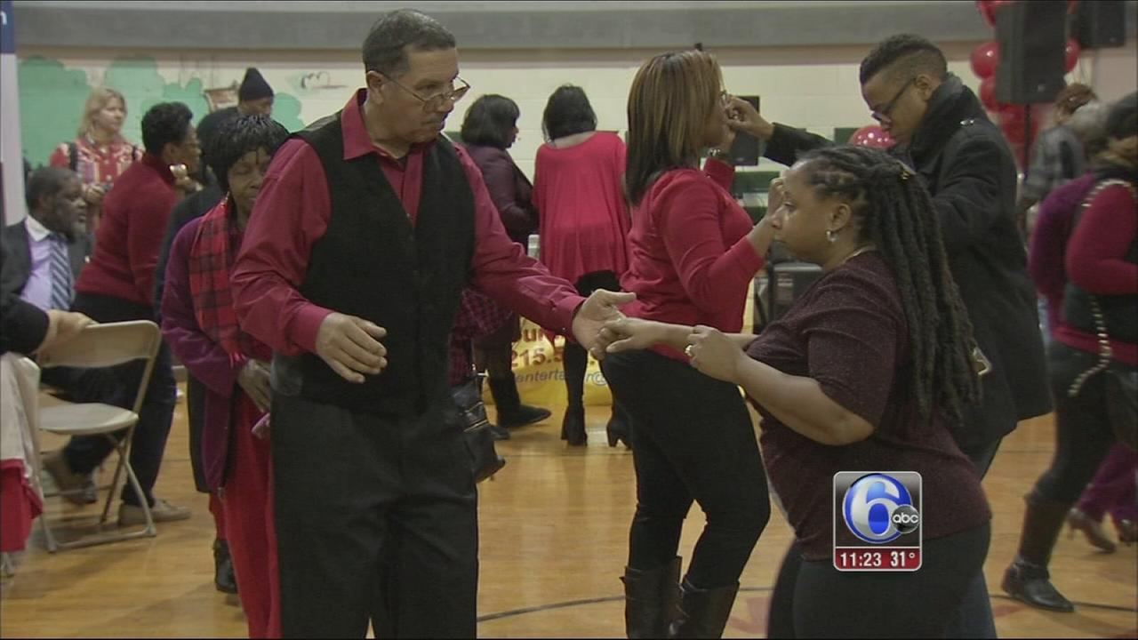 Cupids Ball event for seniors