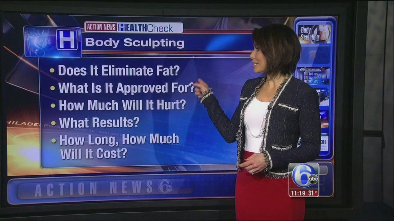 VIDEO: Body sculpting