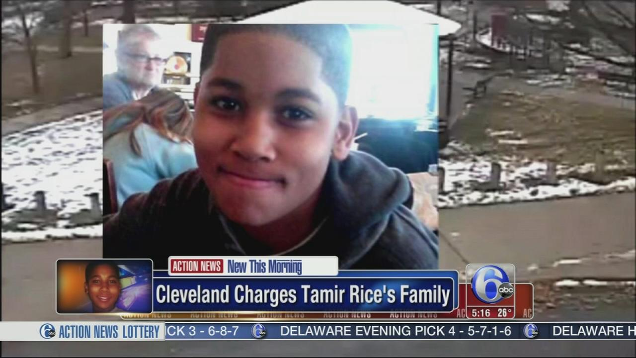 VIDEO: Cleveland charges Rice family $500 for ambulance