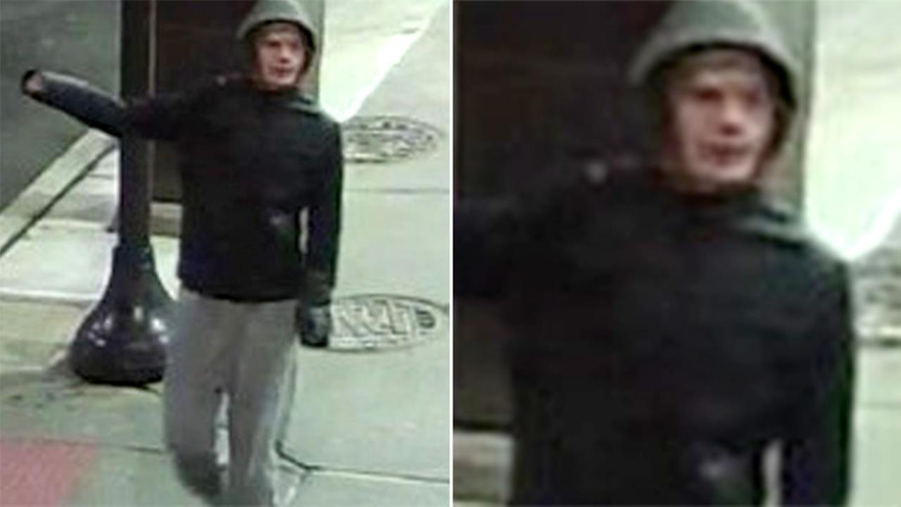 Suspect photo released after cab driver robbed, slashed