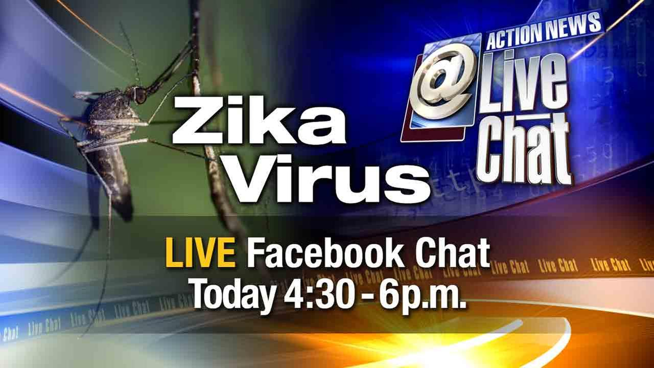 Zika Virus chat