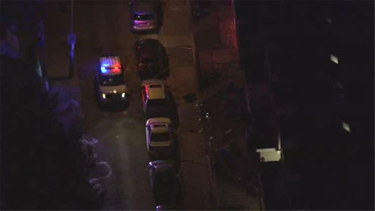 A man is hospitalized after a shooting in the citys Lawncrest section.