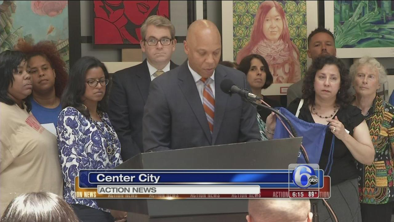 VIDEO: Philly schools plead for at least $96 million