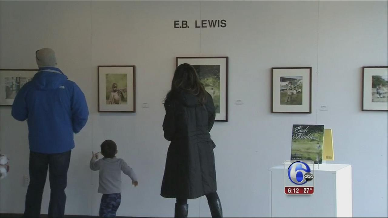 Local artists displayed in A.C.