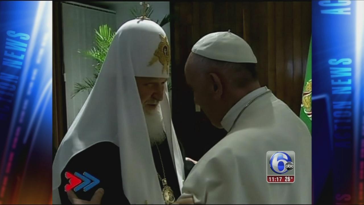 VIDEO: Pope in Cuba
