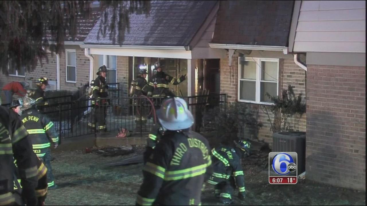 VIDEO: Middletown fire