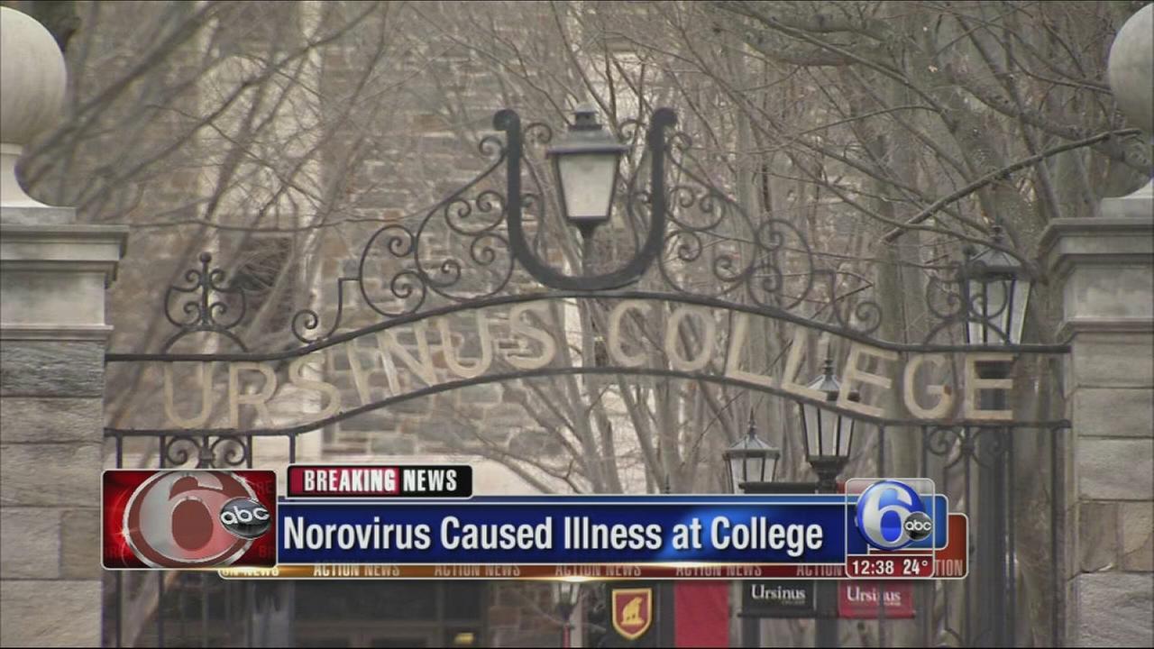 VIDEO: Norovirus caused Ursinus illnesses