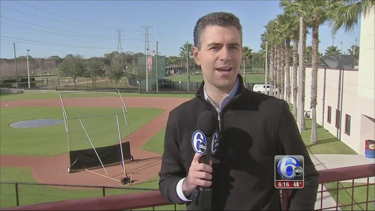 VIDEO: Jeff Skverksy reports from Spring Training