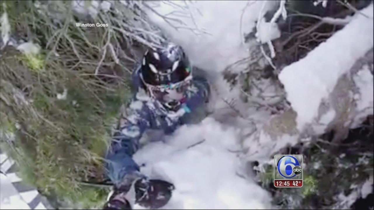 VIDEO: Ski dangers