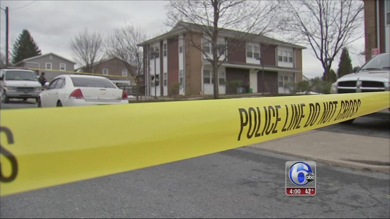 VIDEO: Allentown cop shot serving warrant connected to womans murder
