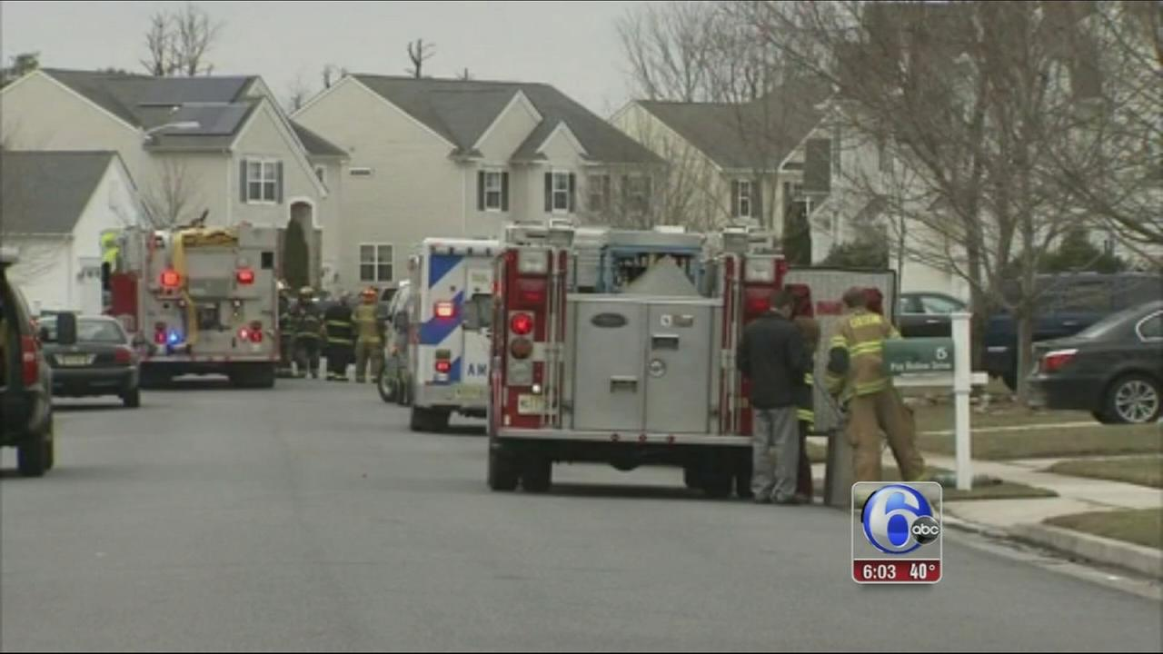 VIDEO: 1 dead in Hamilton Township hazmat