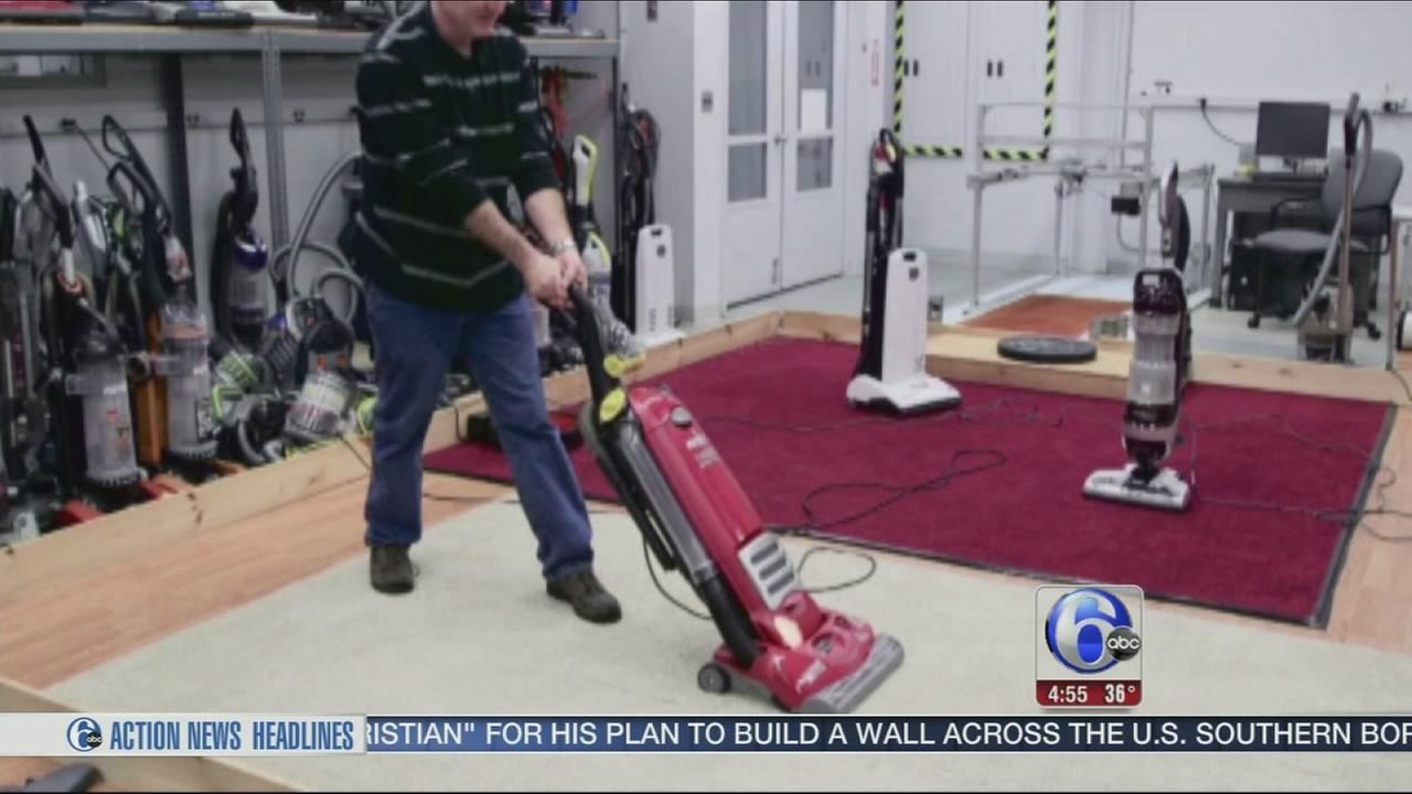 Consumer Reports Tests Best Vacuums For Plush Carpets