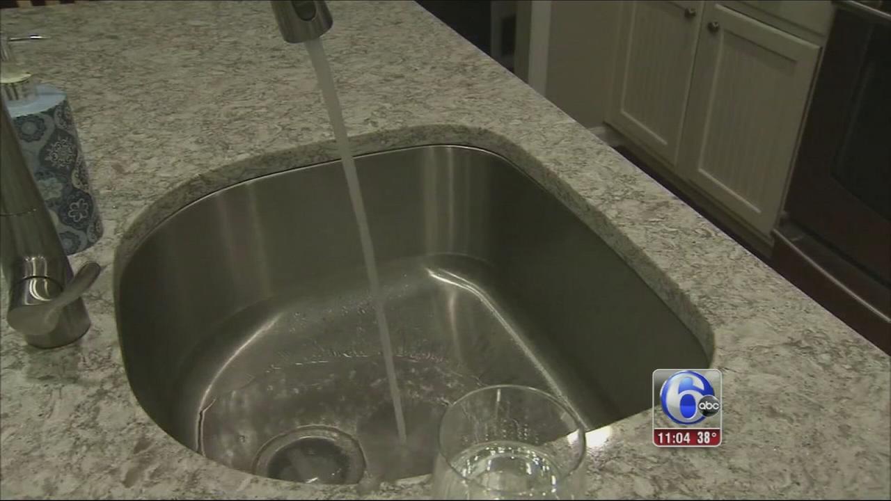 VIDEO: Moorestown water