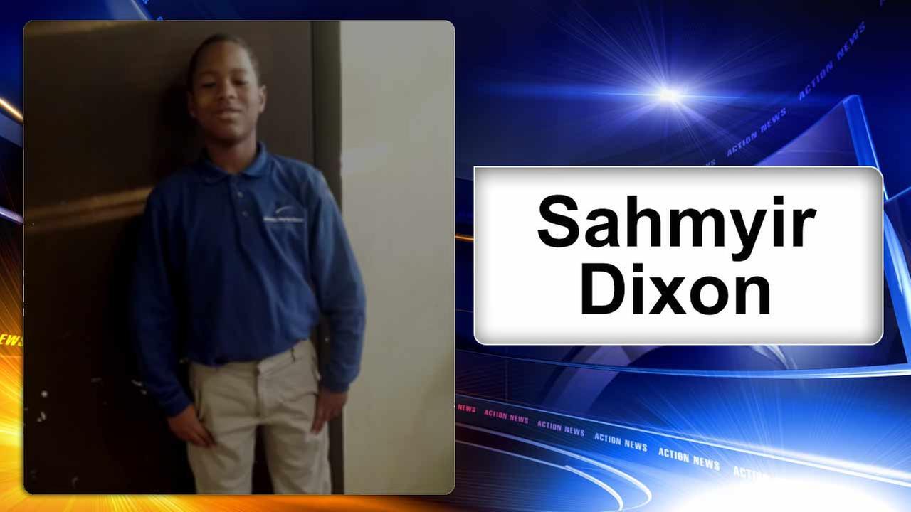 Sahmyir Dixon