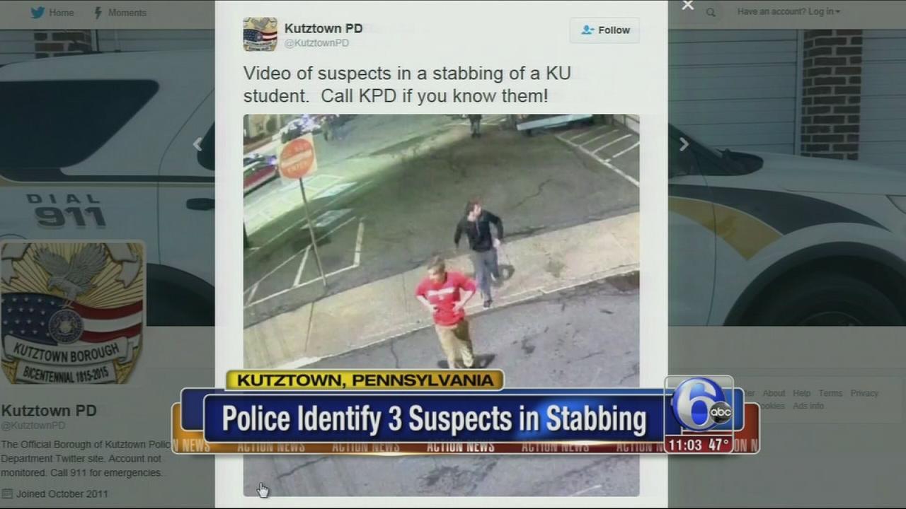 VIDEO: Student stabbed folo