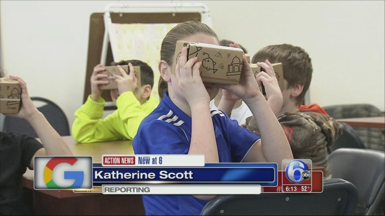 VIDEO: Virtual reality comes to Montgomery County