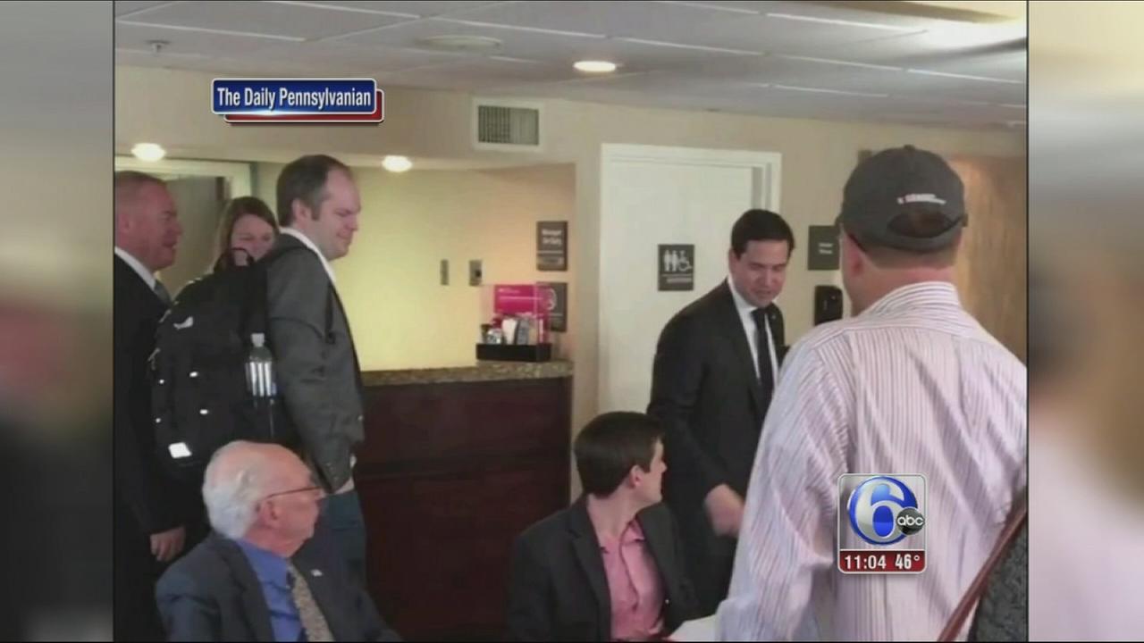 VIDEO: Cruz spokesperson resigns in video fallout