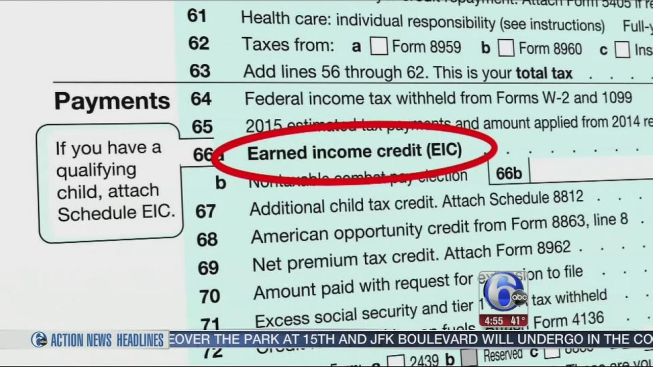 Consumer Reports Earned Income Tax Credits 6abc Com