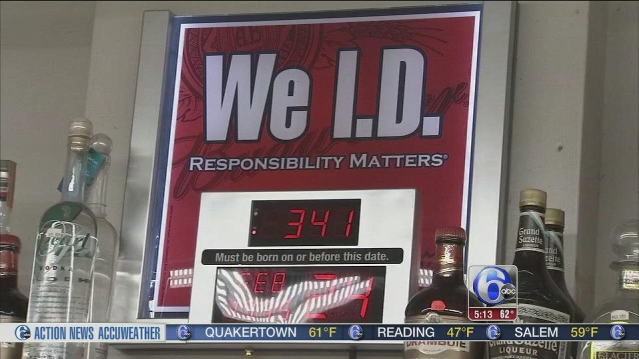 VIDEO: Lawmaker seeks to lower drinking age in New Jersey