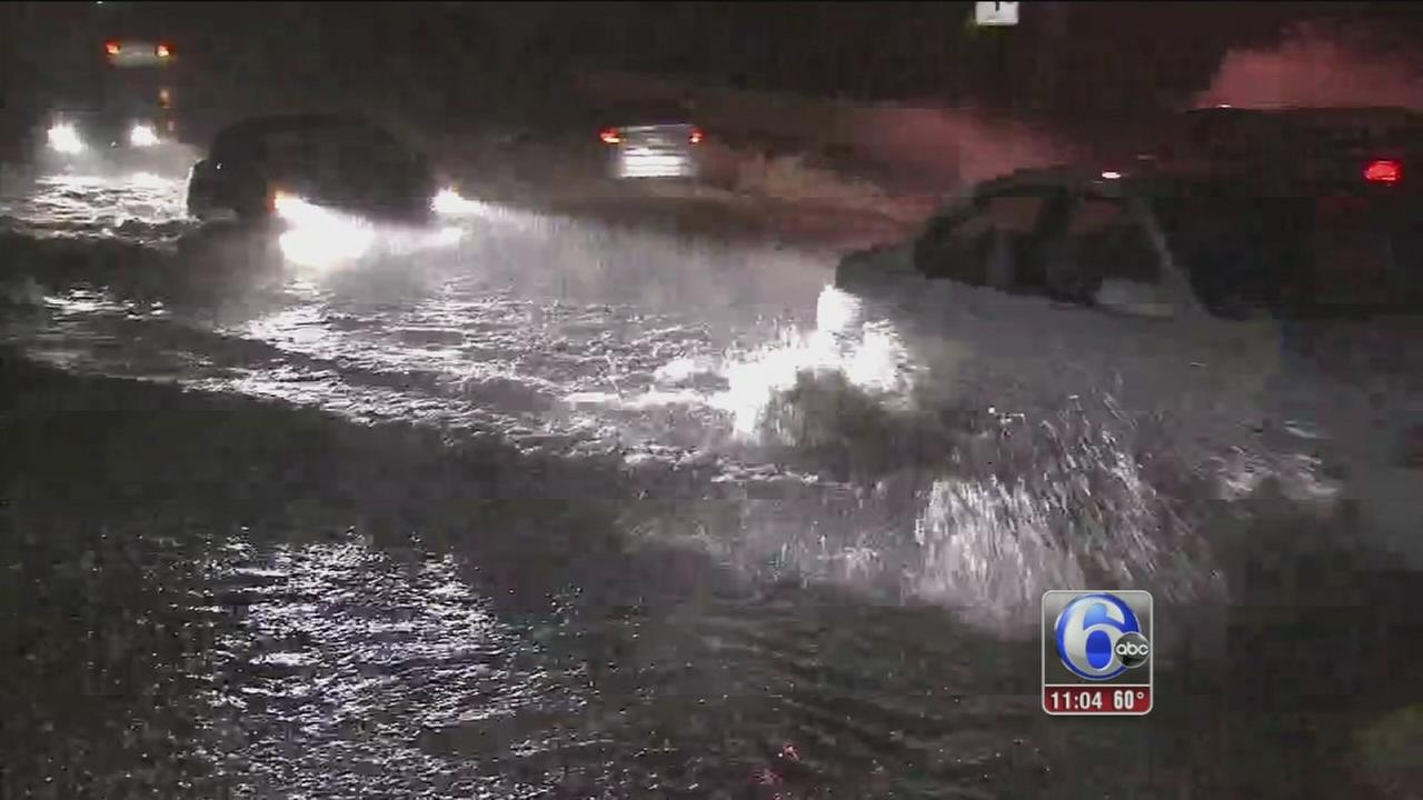 VIDEO: Storm damage