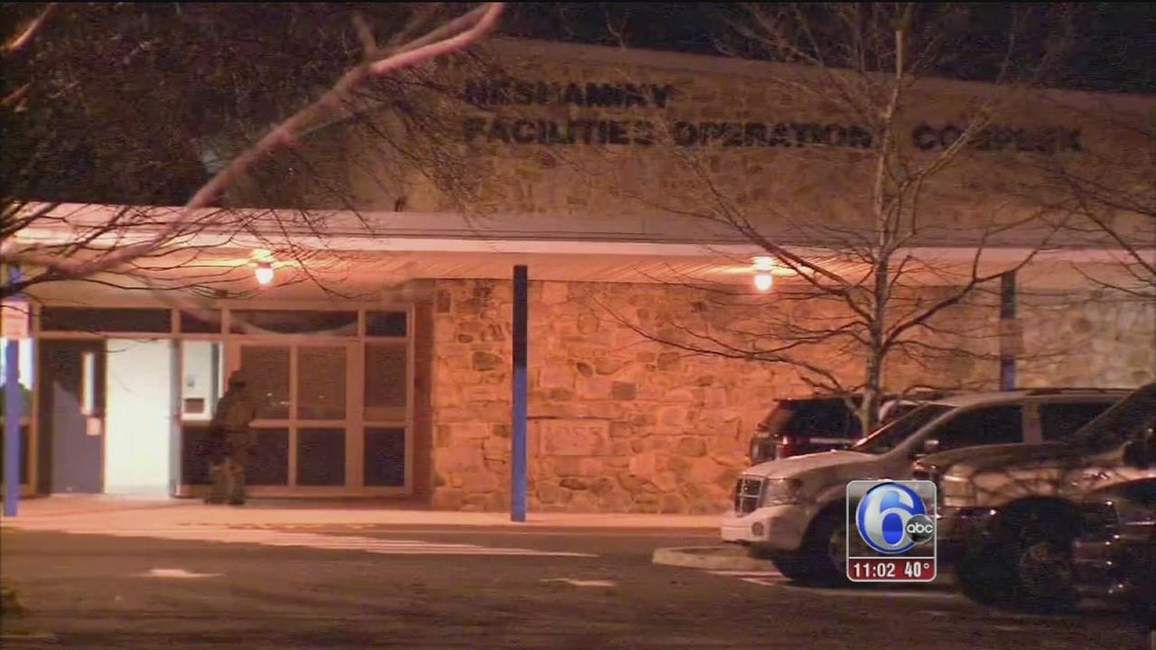 VIDEO: School lockdown